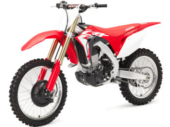 New Ray 49583 2018 Honda CRF 450R 1:6 Red