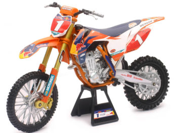 New Ray 49623 Red Bull Racing Ktm 450 SX-F 1:6 #1 Ryan Dungey