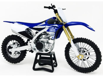 New Ray 49643 Yamaha YZ 450F 1:6 Blue