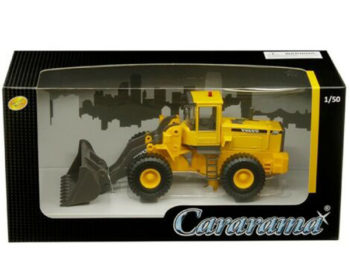Cararama 56002 Construction Volvo L150C Bulldozer 1:50 Yellow