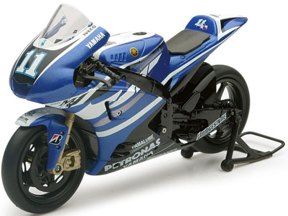 New Ray 57423 MotoGp 11 2011 Yamaha YZR M1 1:12 #11 Ben Spies