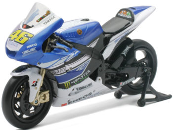 New Ray 57583 MotoGp Monster 2013 Yamaha YZR M1 1:12 #46 Valentino Rossi