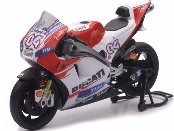 New Ray 57723 MotoGp 2015 Ducati Desmosedici 1:12 #04 Andrea Dovisioso