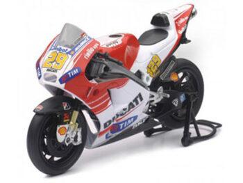 New Ray 57733 MotoGp 2015 Ducati Desmosedici 1:12 #29 Andrea Iannone
