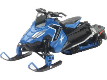 New Ray 57783 B Polaris 800 Switchback Pro-X Snowmobile 1:16 Blue