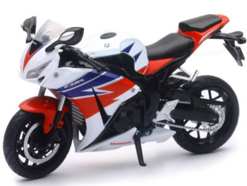 New Ray 57793 2016 Honda Cbr 1000 RR 1:12 Red White