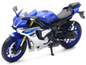 New Ray 57803 A 2015 Yamaha YZF R1 1:12 Blue