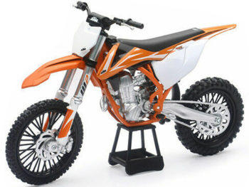 New Ray 57943 2018 KTM 450 SX F 1:10 Orange