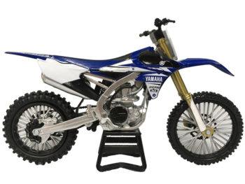 New Ray 57983 2015 Yamaha YZF 450F 1:12 Blue