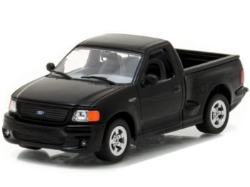 Greenlight 86085 1999 Ford F-150 SVT Lightning Pick Up Truck 1:43 Black