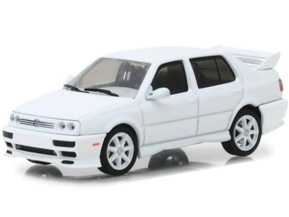 Greenlight 86322 1995 VW Volkswagen Jetta A3 1:43 White
