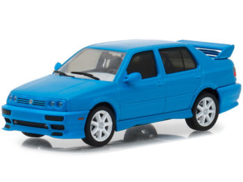 Greenlight 86323 1995 VW Volkswagen Jetta A3 1:43 Blue
