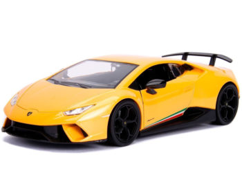 Jada 99707 Hyper Spec Lamborghini Huracan Performante 1:24 Yellow