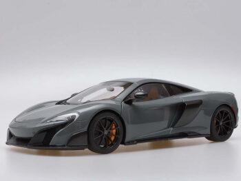 AUTOart 76047 McLaren 675 LT 1:18 Chicane Grey