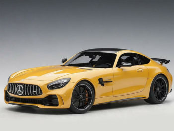 AUTOart 76332 Mercedes Benz AMG GT R 1:18 Solarbeam Yellow