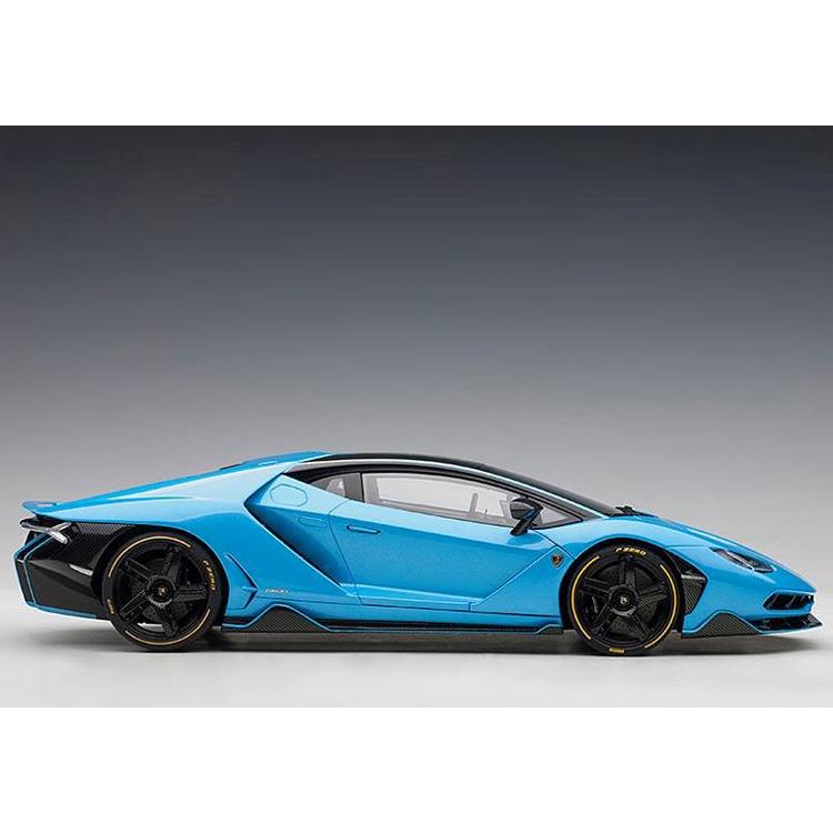 Autoart 79113 Lamborghini Centenario 1 18 Blue Cepheus Pearl Blue