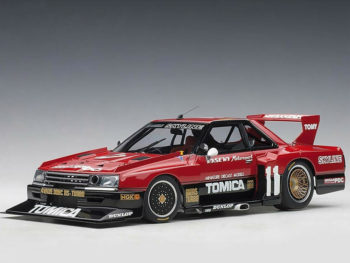 AUTOart 88276 Nissan Skyline RS Turbo Super Silhouette 1982 1:18 Red