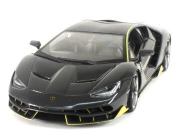 Maisto 31386 Special Edition Lamborghini Centenario LP770-4 1:18 Grey