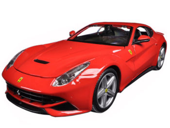 Bburago 18-26007 Ferrari F12 Berlinetta 1:24 Red