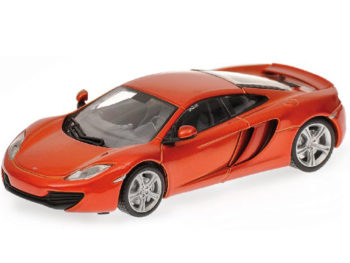 Bburago 18-21074 McLaren MP4 12C 1:24 Orange