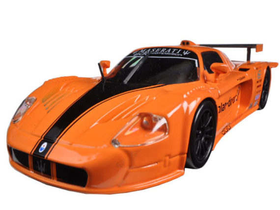 Bburago 18-22078 Maserati MC 12 1:24 Orange