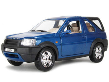 Bburago 18-22012 Land Rover Freelander 1:24 Blue