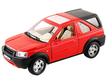 Bburago 18-22012 Land Rover Freelander 1:24 Red