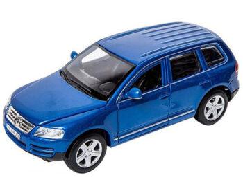 Bburago 18-22015 VW Volkswagen Touareg 1:24 Blue