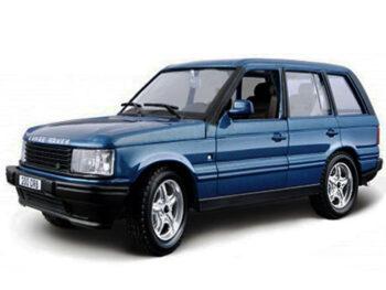 Bburago 18-22020 Land Range Rover 1:24 Blue