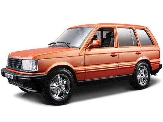 Bburago 18-22020 Land Range Rover 1:24 Orange