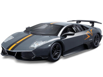 Bburago 18-2212 Lamborghini Murcielago LP 670-4 SV 1:24 Grey