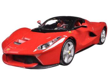 Bburago 18-26001 Ferrari LaFerrari F70 1:24 Red