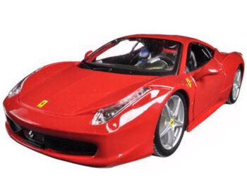Bburago 18-26003 Ferrari 458 Italia 1:24 Red
