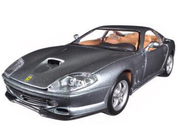 Bburago 18-26004 Ferrari 550 Maranello 1:24 Grey