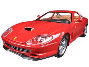 Bburago 18-26004 Ferrari 550 Maranello 1:24 Red