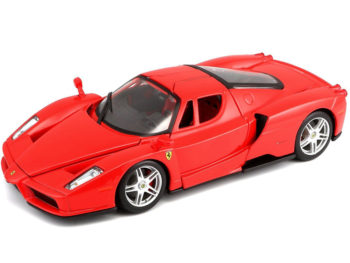Bburago 18-26006 Ferrari Enzo 1:24 Red