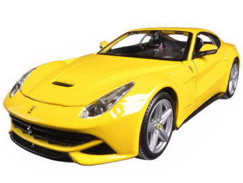 Bburago 18-26007 Ferrari F12 Berlinetta 1:24 Yellow
