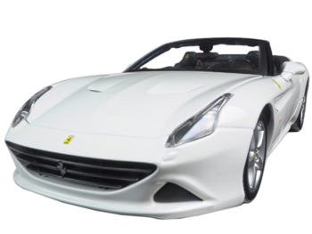 Bburago 18-26011 Ferrari California T Open Top 1:24 White