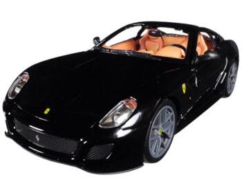 Bburago 18-26019 Ferrari 599 GTO 1:24 Black