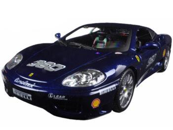 Bburago 18-26304 Ferrari 360 Challenge 1:24 Blue