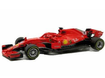 Bburago 18-36809 KR Ferrari Racing Formula F 1 SF71-H 2018 1:43 #7 kimi Raikkonen