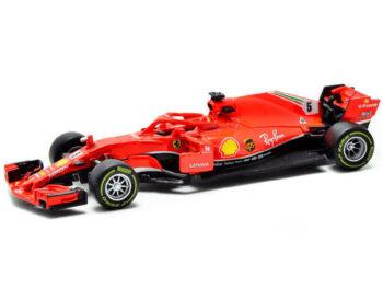 Bburago 18-36809 SV Ferrari Racing Formula F 1 SF71-H 2018 1:43 #5 Sebastian Vettel