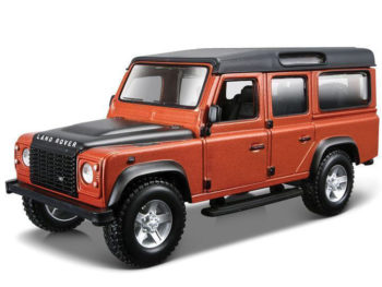 Bburago 18-43029 Land Rover Defender 110 1:32 Bronze