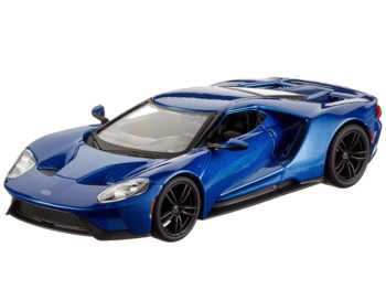 Bburago 18-43043 2017 Ford GT 1:32 Blue