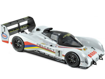 Norev 184770 Peugeot 905 #1 Winner 1992 Le Mans 24 Hours France 1:18 White