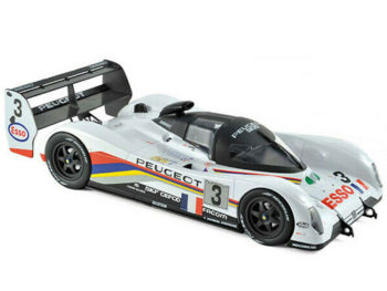 Norev 184773 Peugeot 905 #3 Winner 1993 Le Mans 24 Hours France 1:18 White