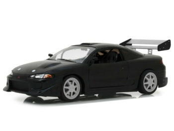 Greenlight 19040 Artisan Collection 1995 Mitsubishi Eclipse 1:18 Black