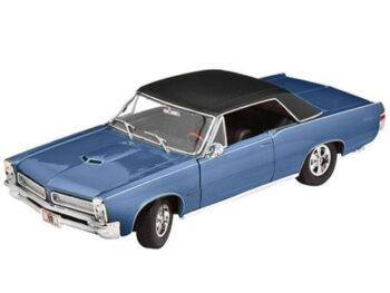 Maisto 31885 Special Edition 1965 Pontiac GTO Hurst 1:18 Blue