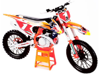 Maisto 32227 BD Red Bull Racing Ktm 450 SX-F 1:6 #1 Ryan Dungey