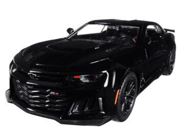 Motormax 79351 2017 Chevrolet Camaro ZL1 1:24 Black